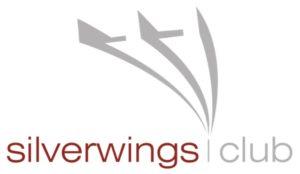 SilverWings Club logo