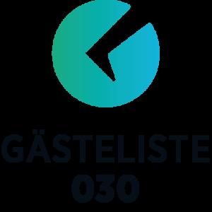 Gästeliste030 logo