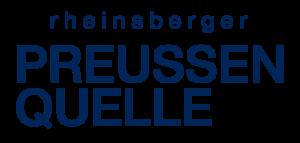 Rheinsberger Preussenquelle logo